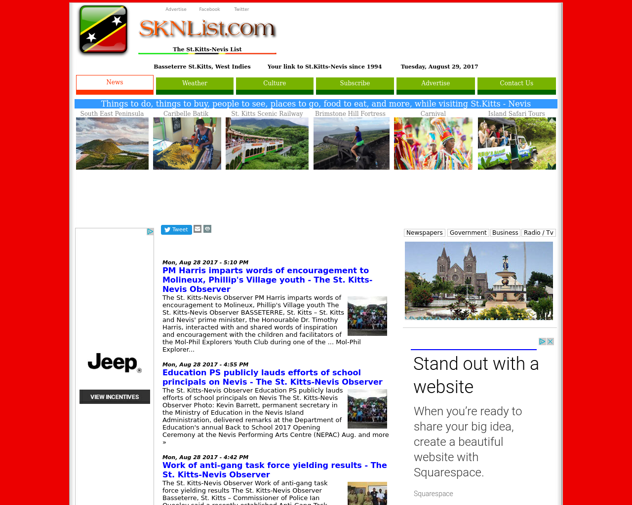 SKN-List-Advertising-Reviews-Pricing