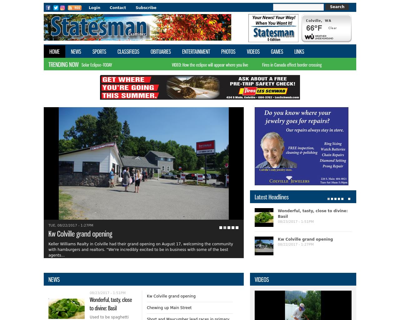 Statesman-Examiner-Advertising-Reviews-Pricing
