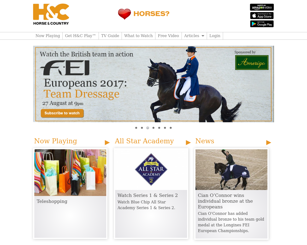 Horse-And-Country-TV-Advertising-Reviews-Pricing