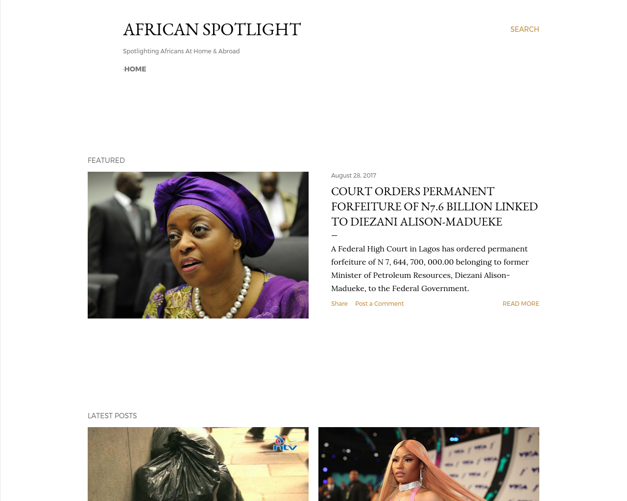 African-Spotlight-LLC-Advertising-Reviews-Pricing