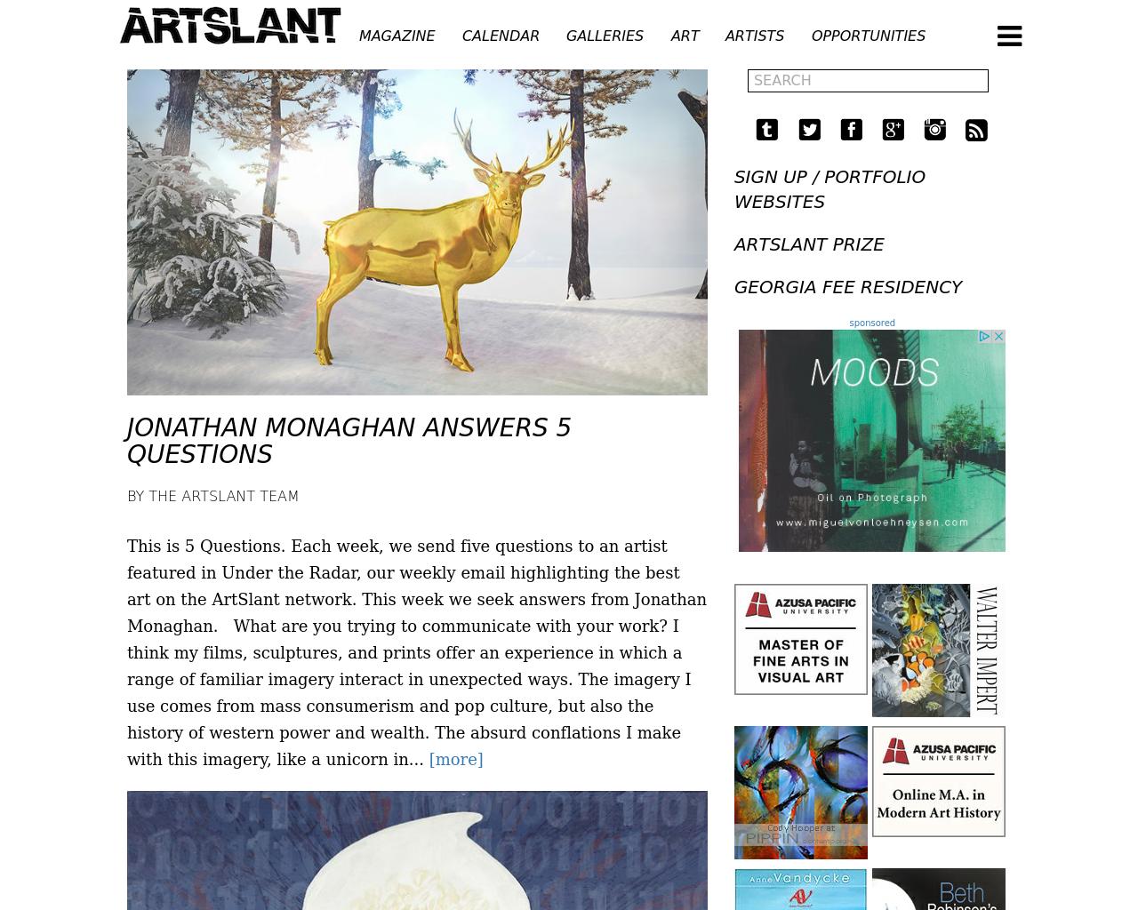 ArtSlant-Advertising-Reviews-Pricing
