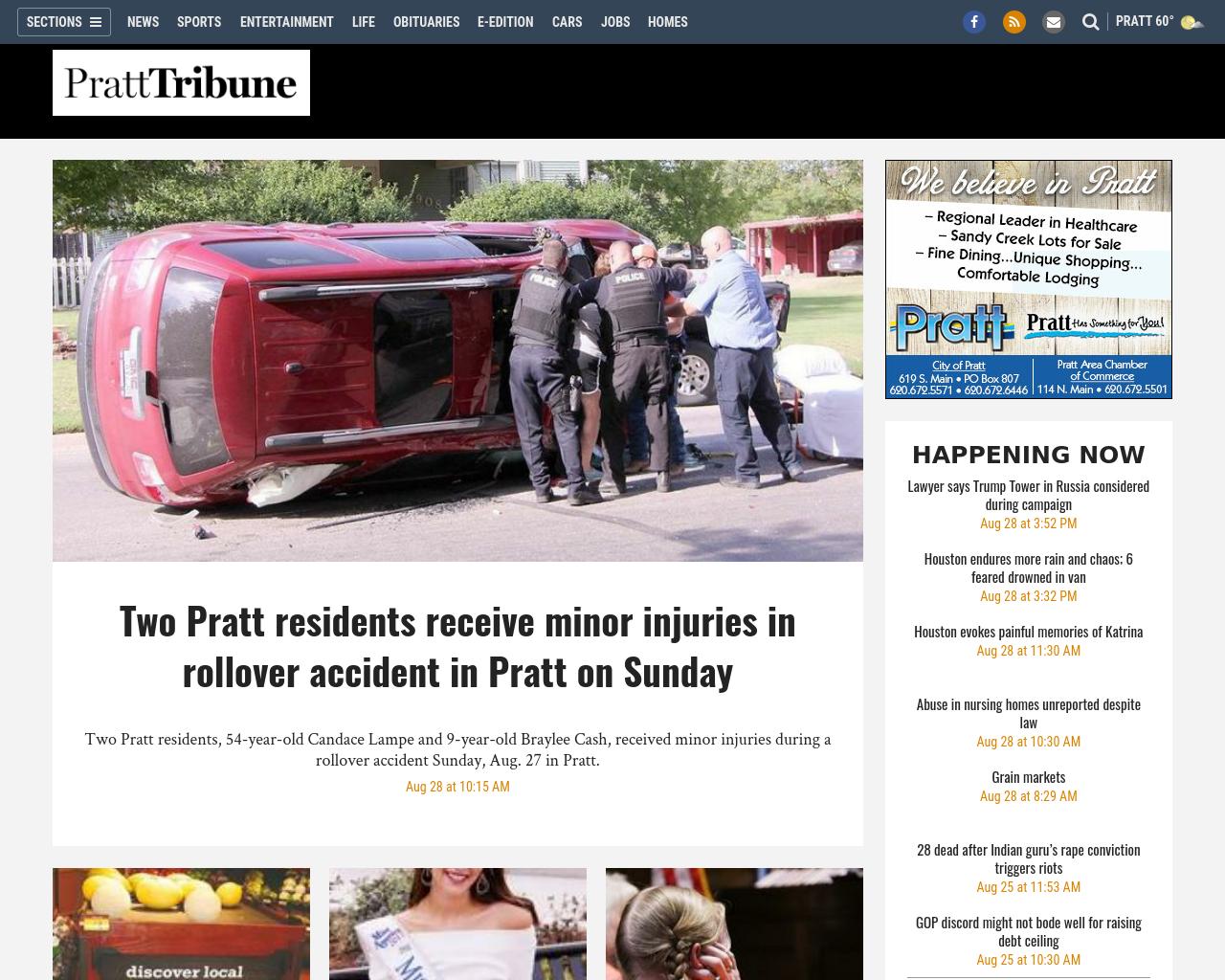 PrattTribune-Advertising-Reviews-Pricing