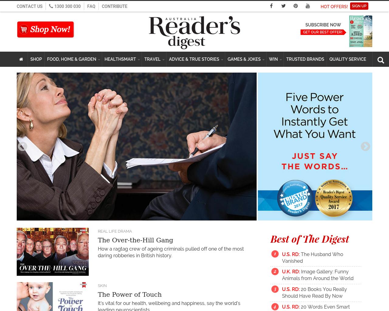 Readers-Digest-Australia-Advertising-Reviews-Pricing
