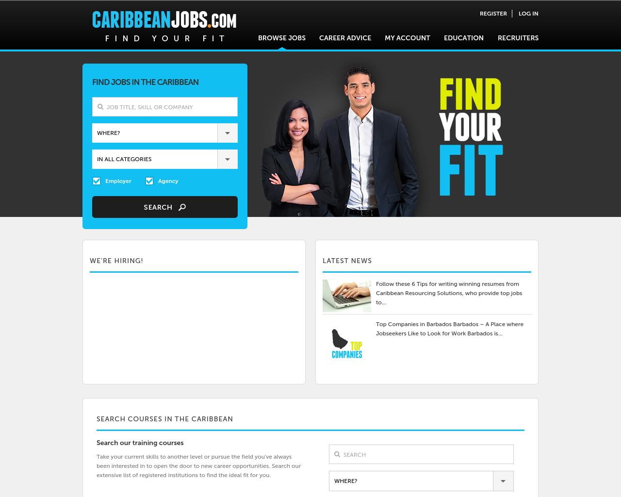 CaribbeanJobs.com-Advertising-Reviews-Pricing