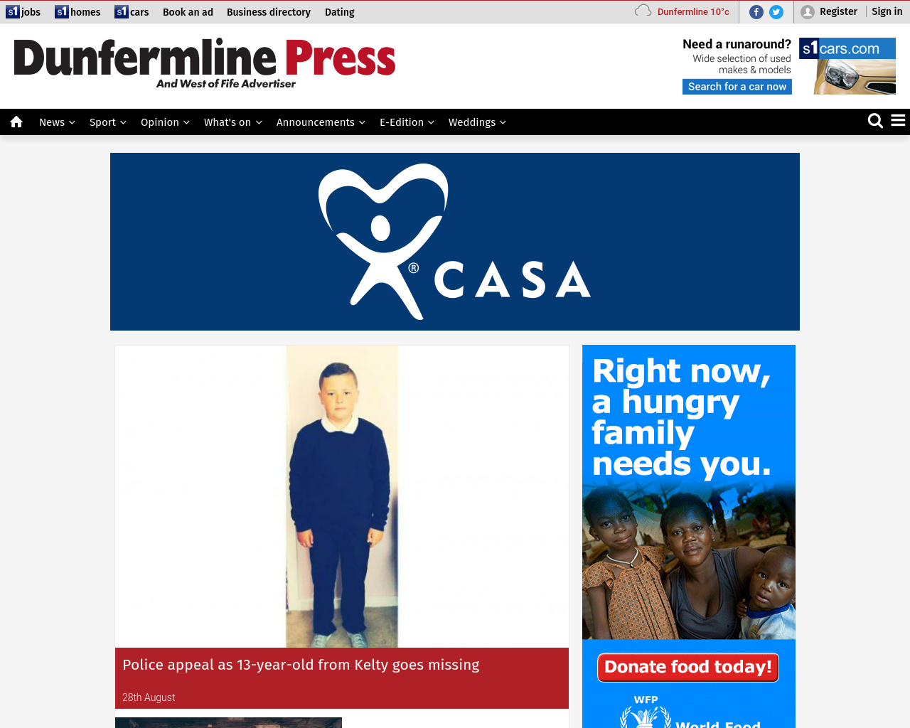 Dunfermline-Press-Advertising-Reviews-Pricing