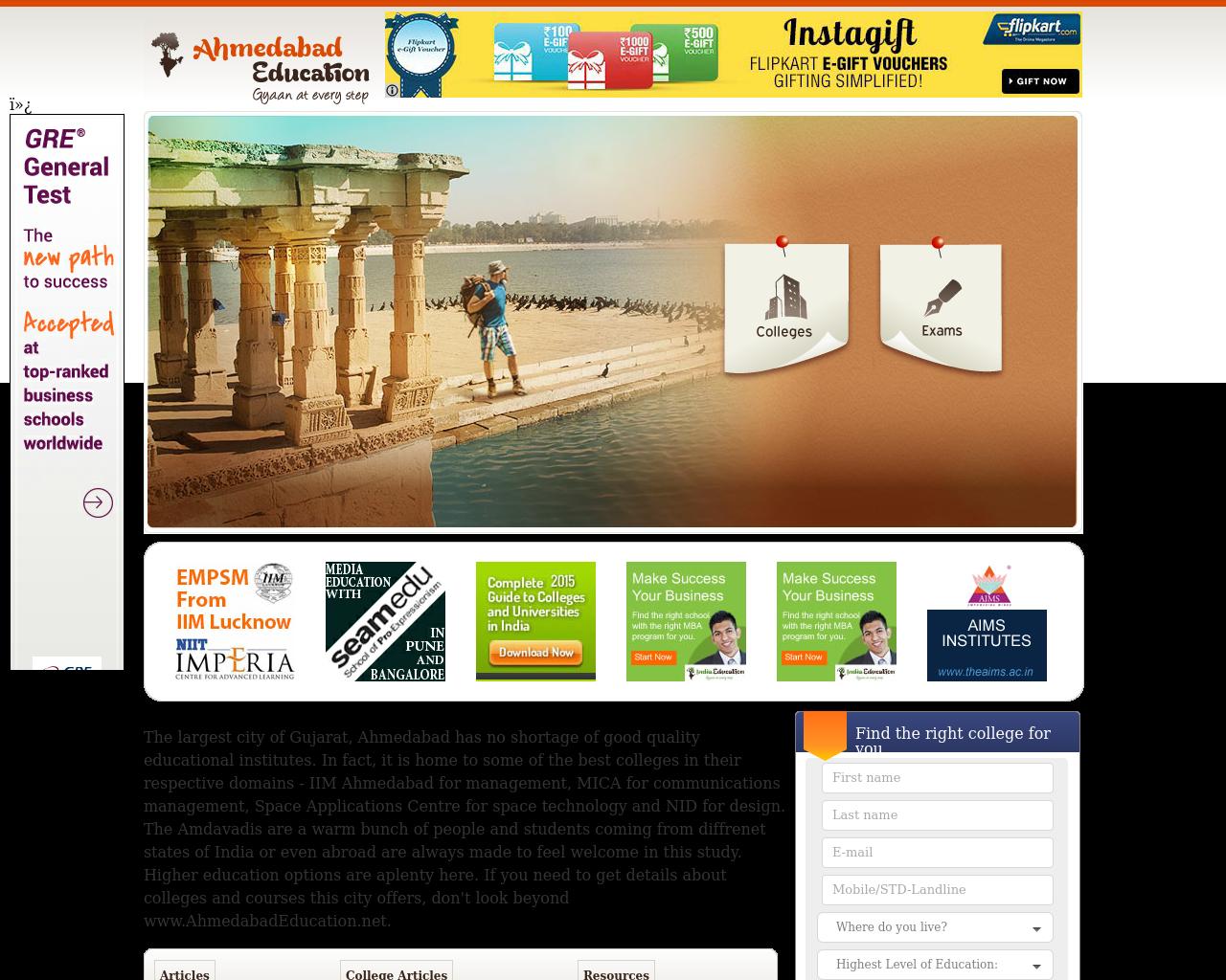 Ahmedabad-Education-Advertising-Reviews-Pricing