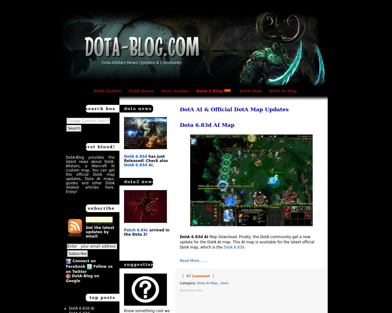 Dota-blog.com-Advertising-Reviews-Pricing