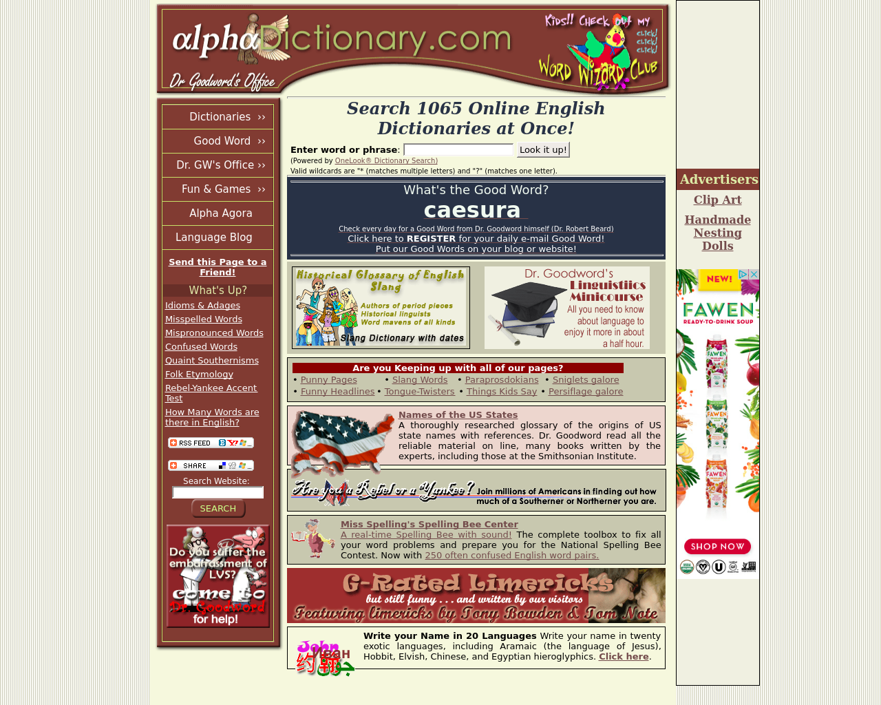 Alpha-Dictionary-Advertising-Reviews-Pricing
