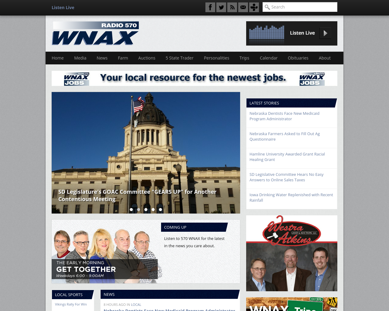 Radio-570-WNAX-Advertising-Reviews-Pricing