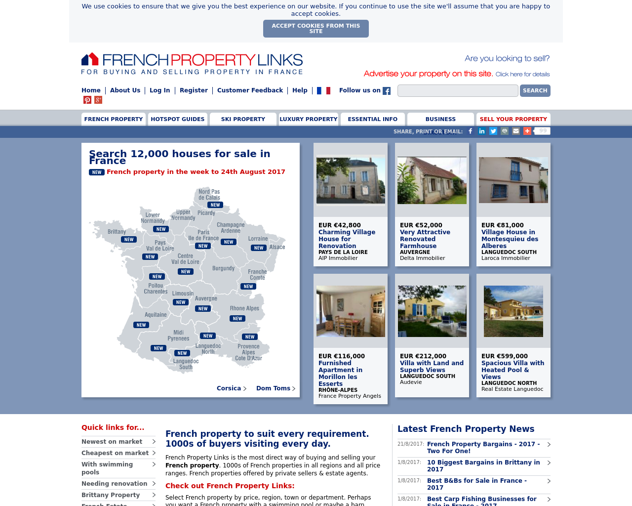 French-Property-Links-Advertising-Reviews-Pricing