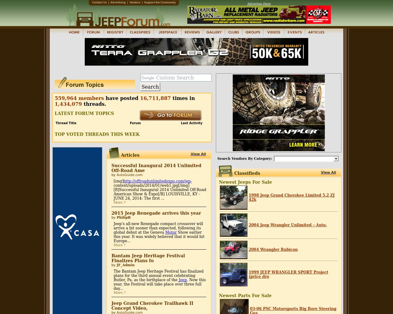 JeepForum.com-Advertising-Reviews-Pricing