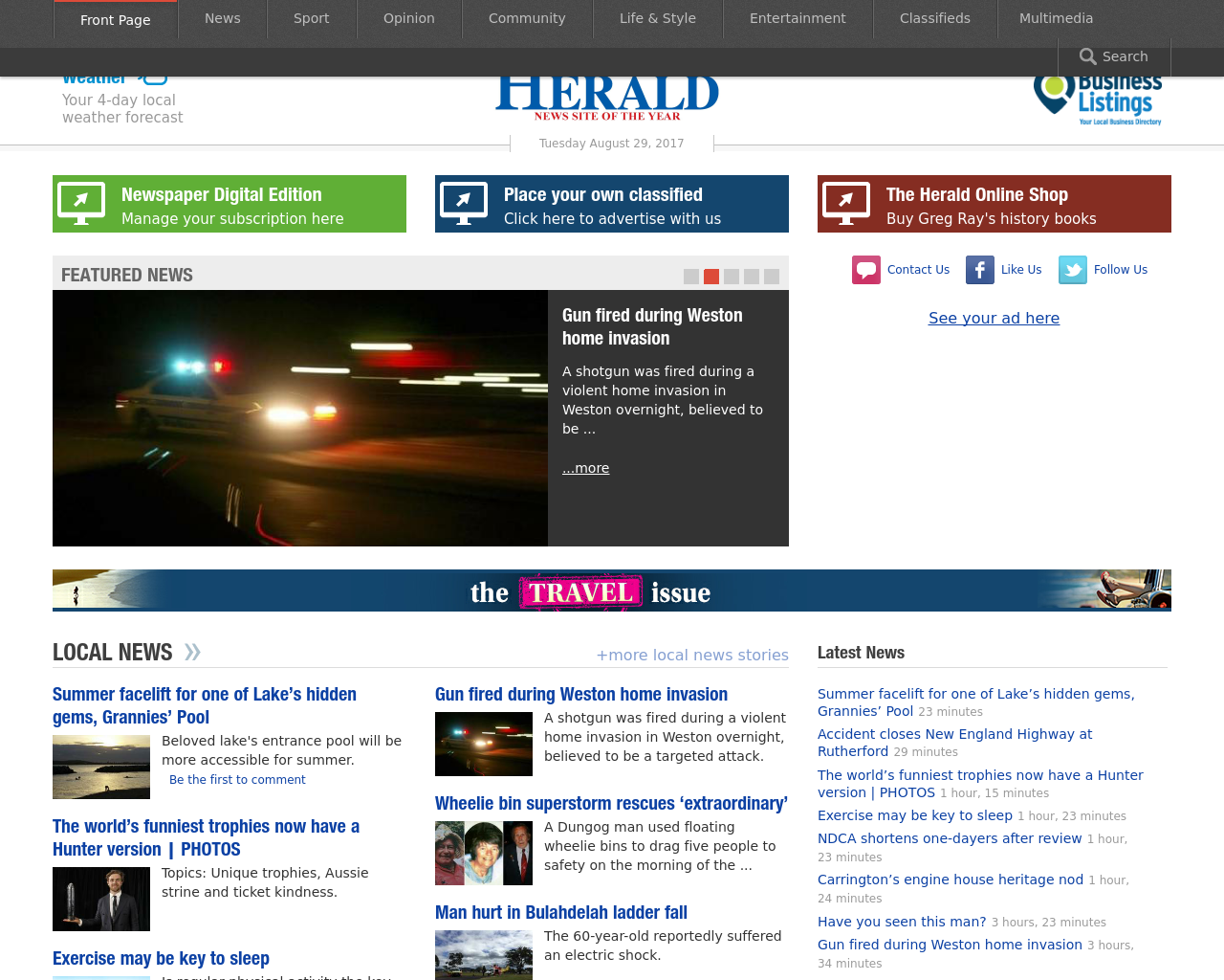Newcastle-Herald-Advertising-Reviews-Pricing