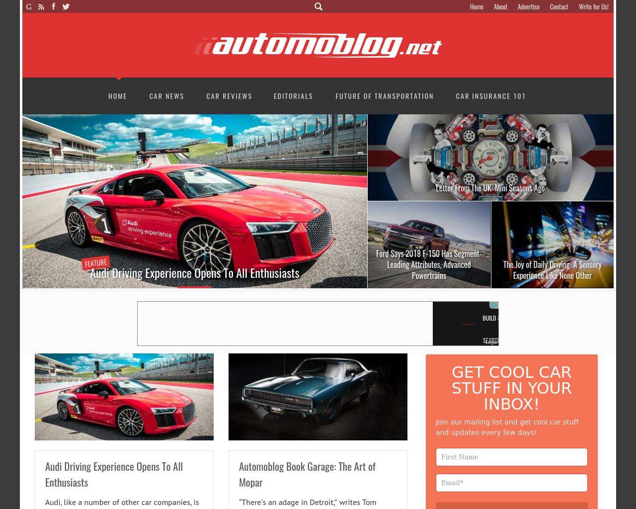 Automoblog-Advertising-Reviews-Pricing