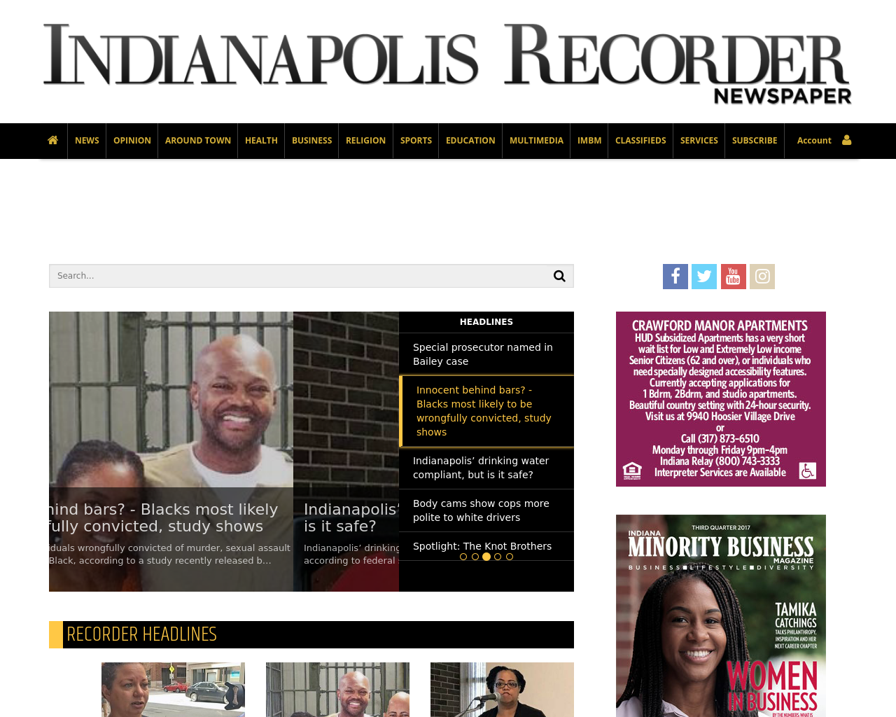 Indianapolis-Recorder-Advertising-Reviews-Pricing