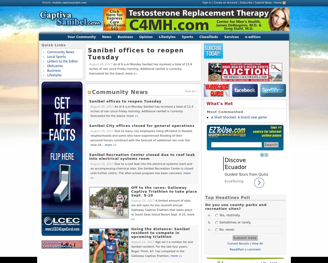 Captiva-Sanibel.com-Advertising-Reviews-Pricing