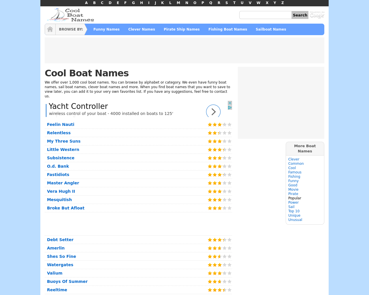 Cool-Boat-Names-Advertising-Reviews-Pricing