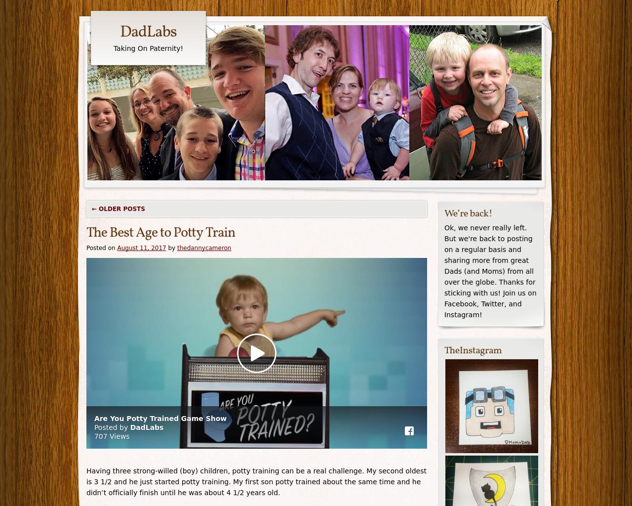 Dad-Labs-Advertising-Reviews-Pricing
