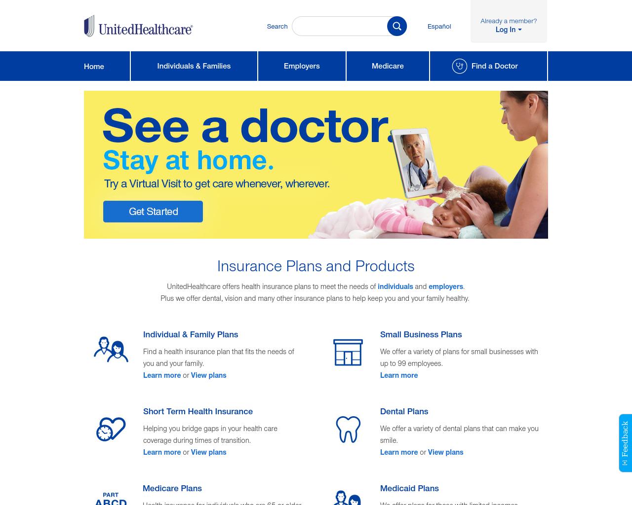 UnitedHealthcare-Advertising-Reviews-Pricing
