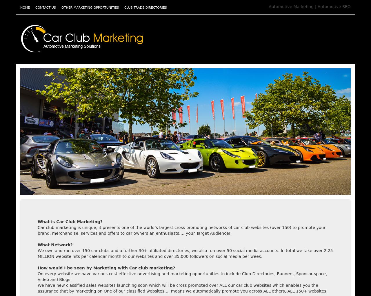 Car-Club-Marketing-Advertising-Reviews-Pricing