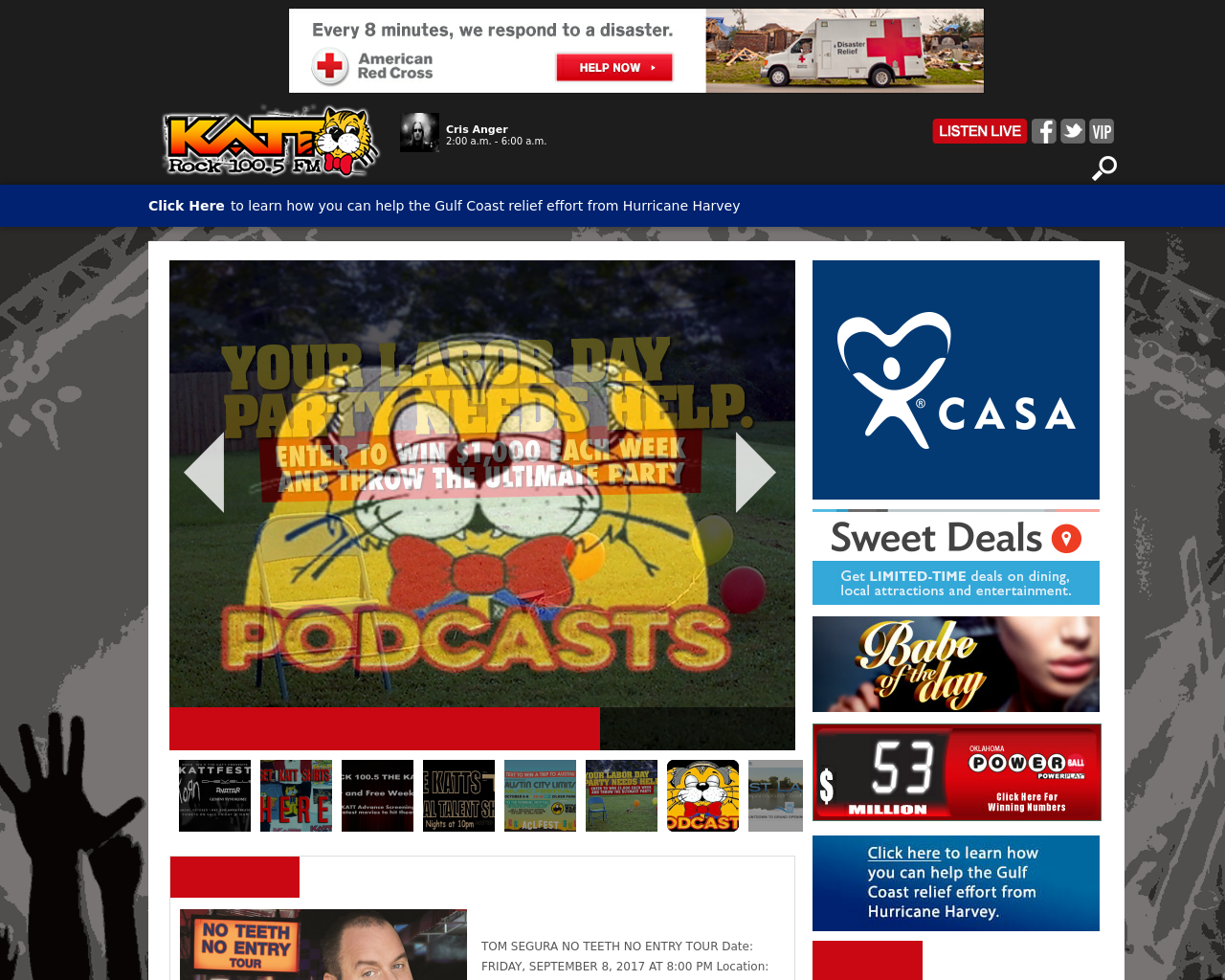 KATT-Rock-100.5-FM-Advertising-Reviews-Pricing