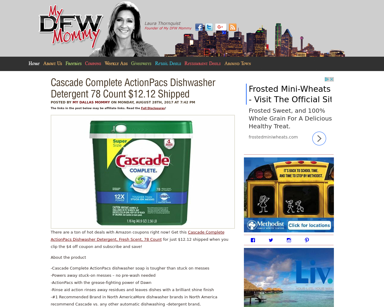 My-DFW-Mommy-Advertising-Reviews-Pricing