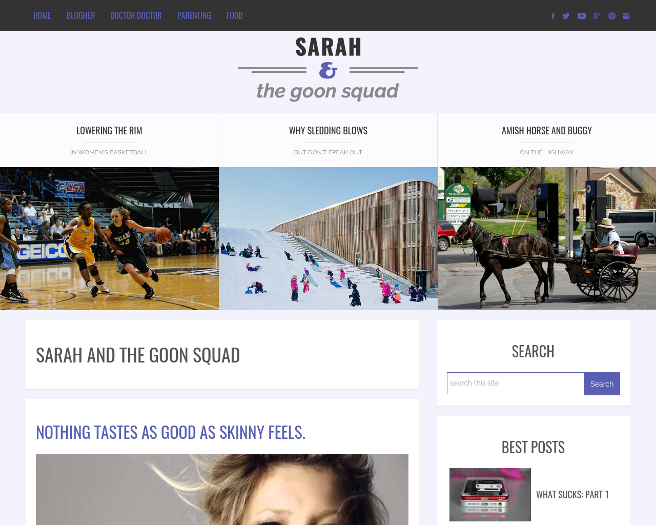 Sarah-And-The-Goon-Squad-Advertising-Reviews-Pricing