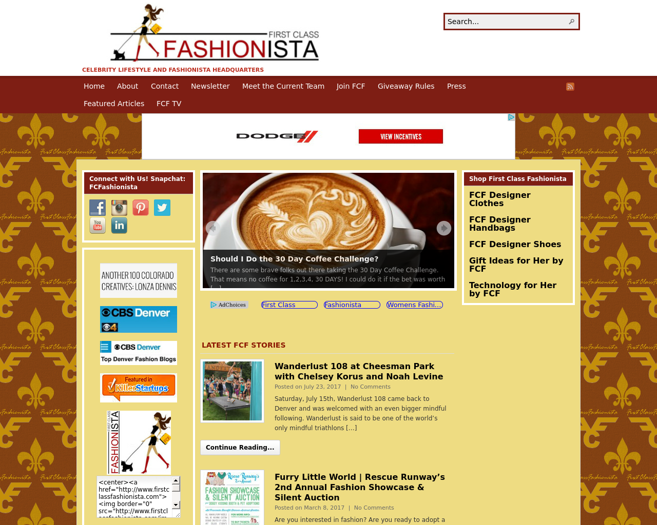 First-Class-Fashionista-Advertising-Reviews-Pricing