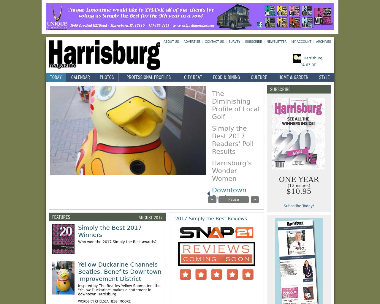 Harrisburg-Magazine-Advertising-Reviews-Pricing