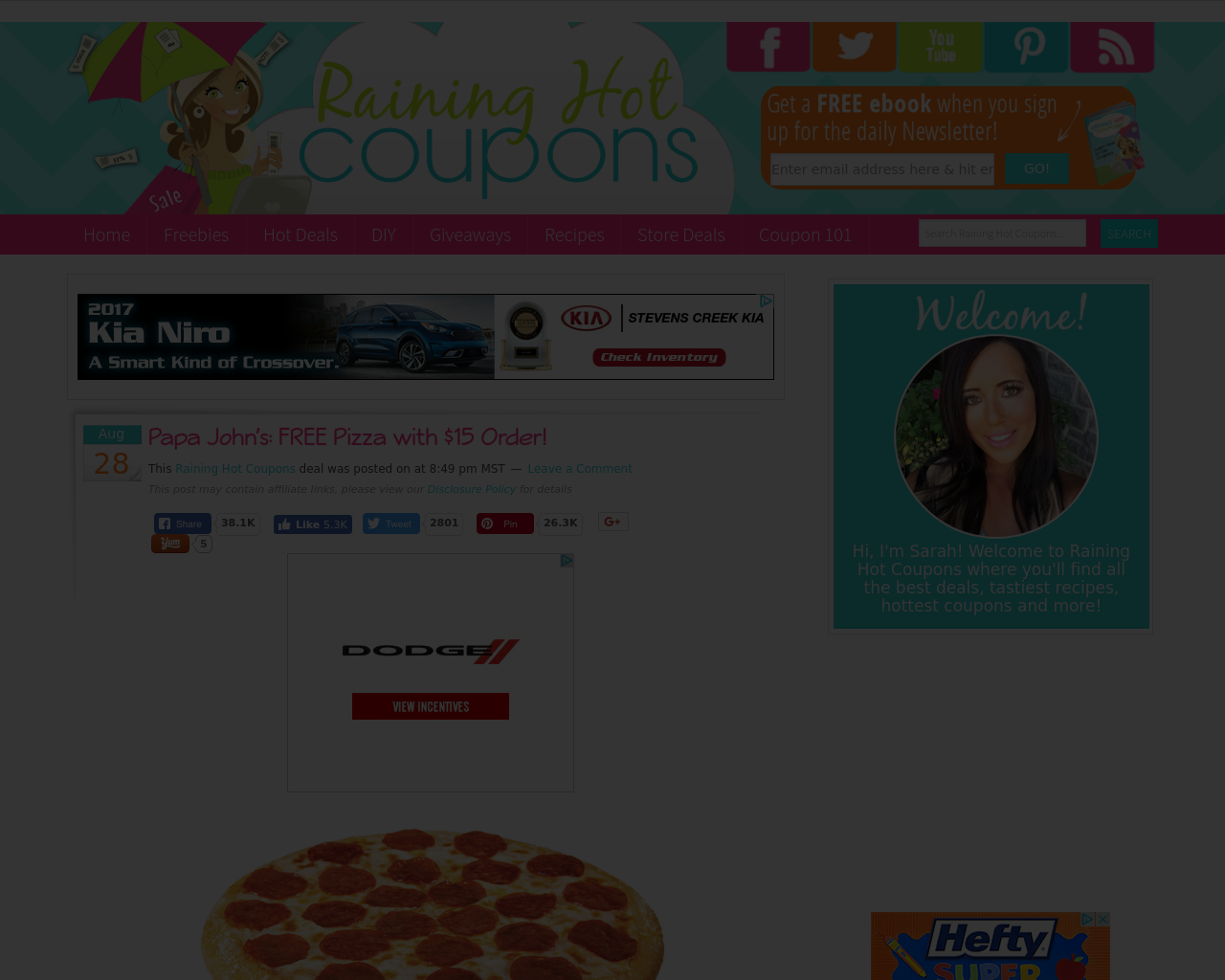 Raining-Hot-Coupons-Advertising-Reviews-Pricing