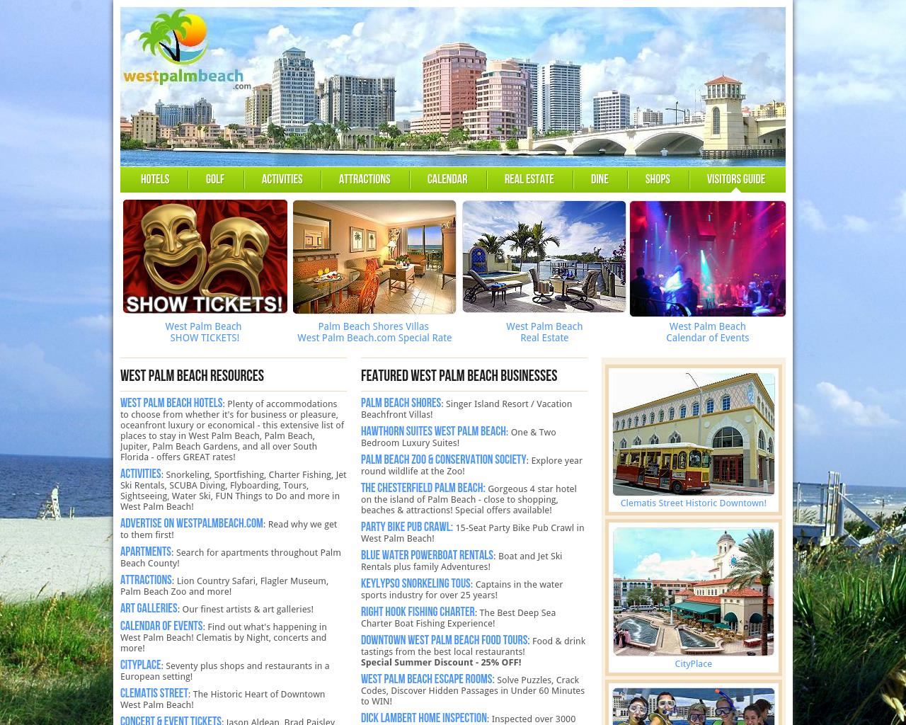WestPalmBeach.com-Advertising-Reviews-Pricing
