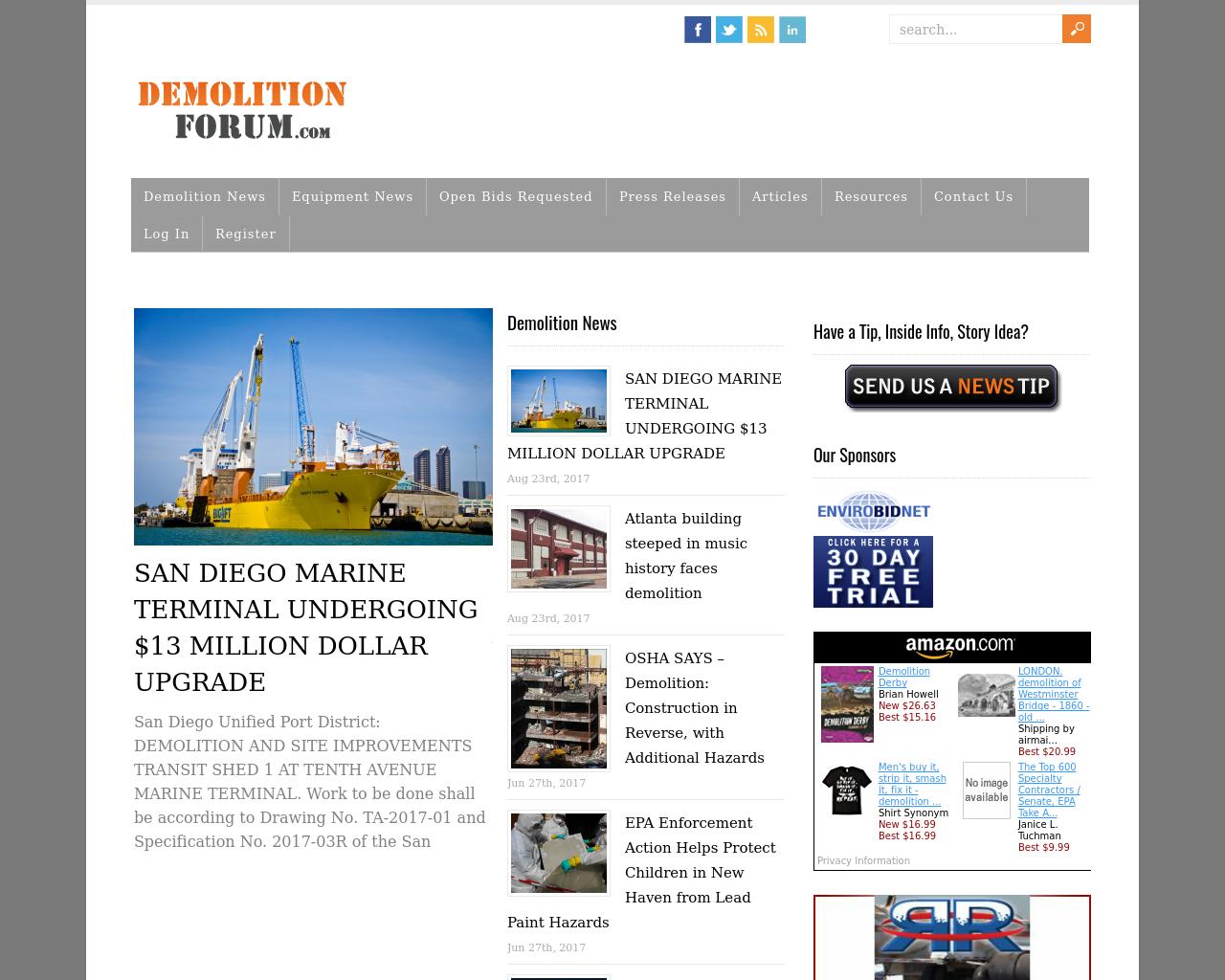 Demolition-Forum-Advertising-Reviews-Pricing