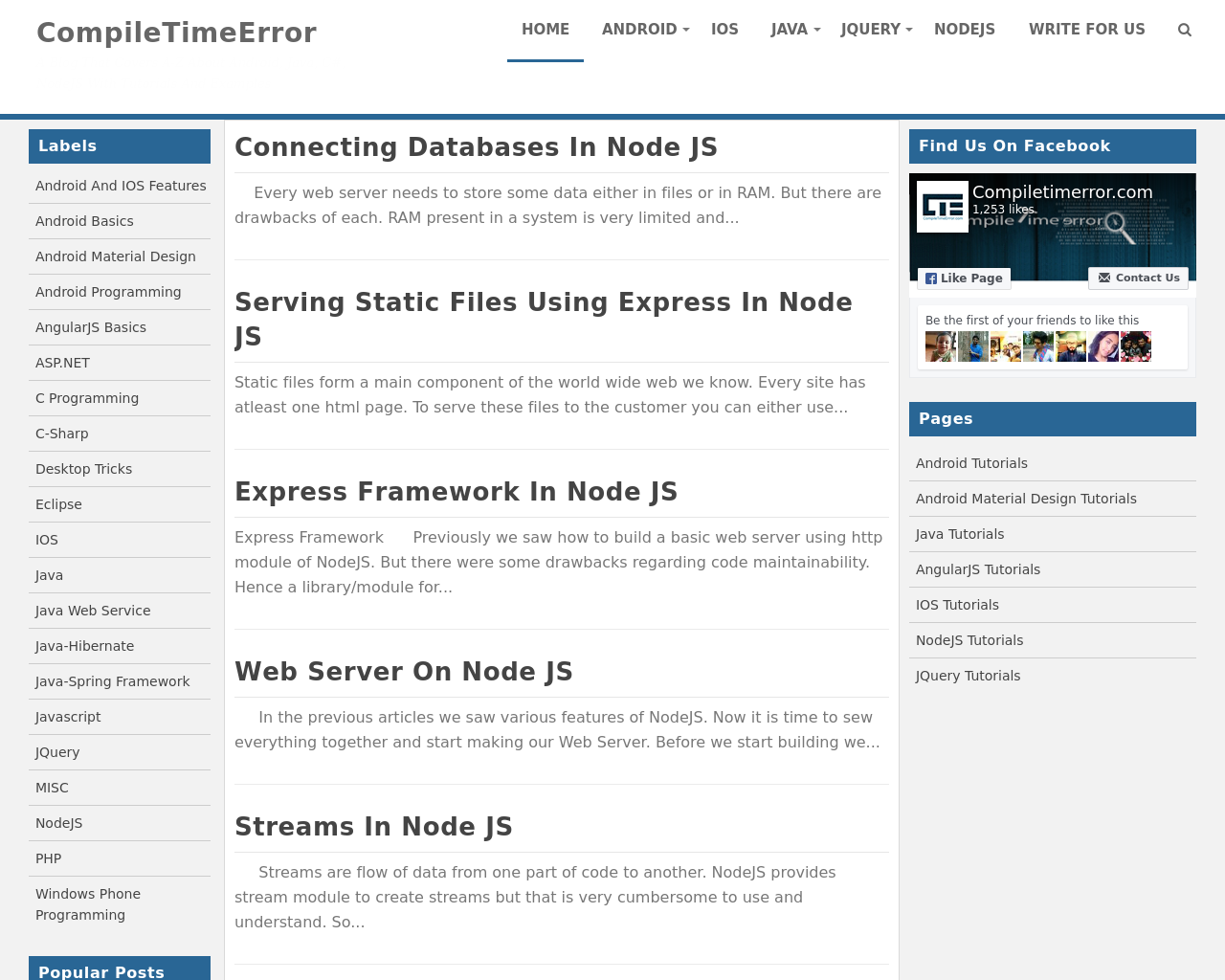 Compile-Time-Error-Advertising-Reviews-Pricing