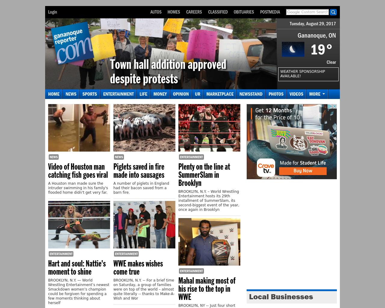 Gananoque-Reporter-Advertising-Reviews-Pricing