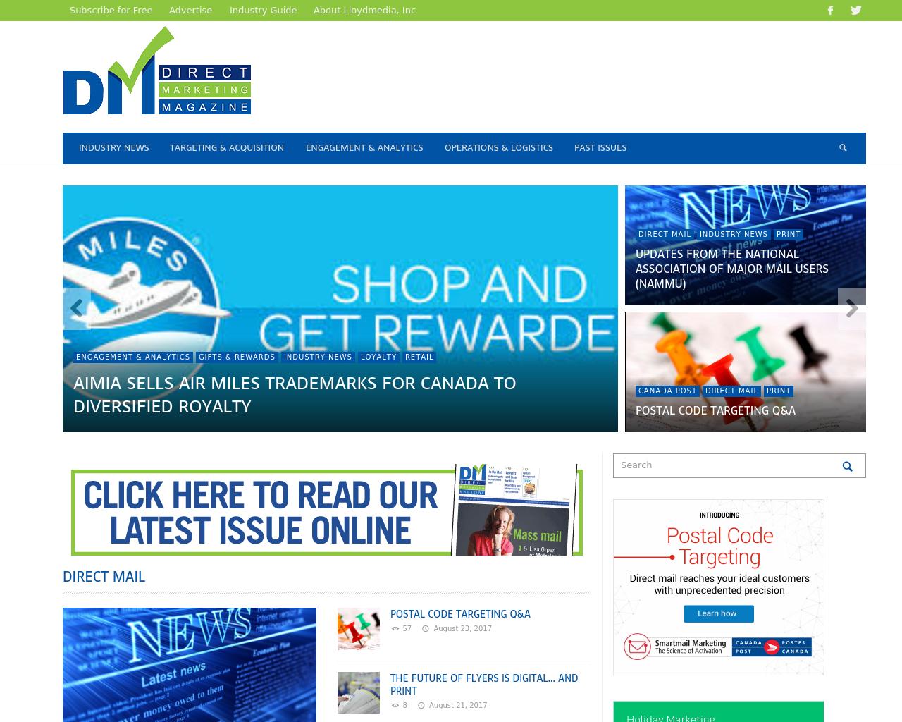 Direct-Marketing-Magazine-Advertising-Reviews-Pricing