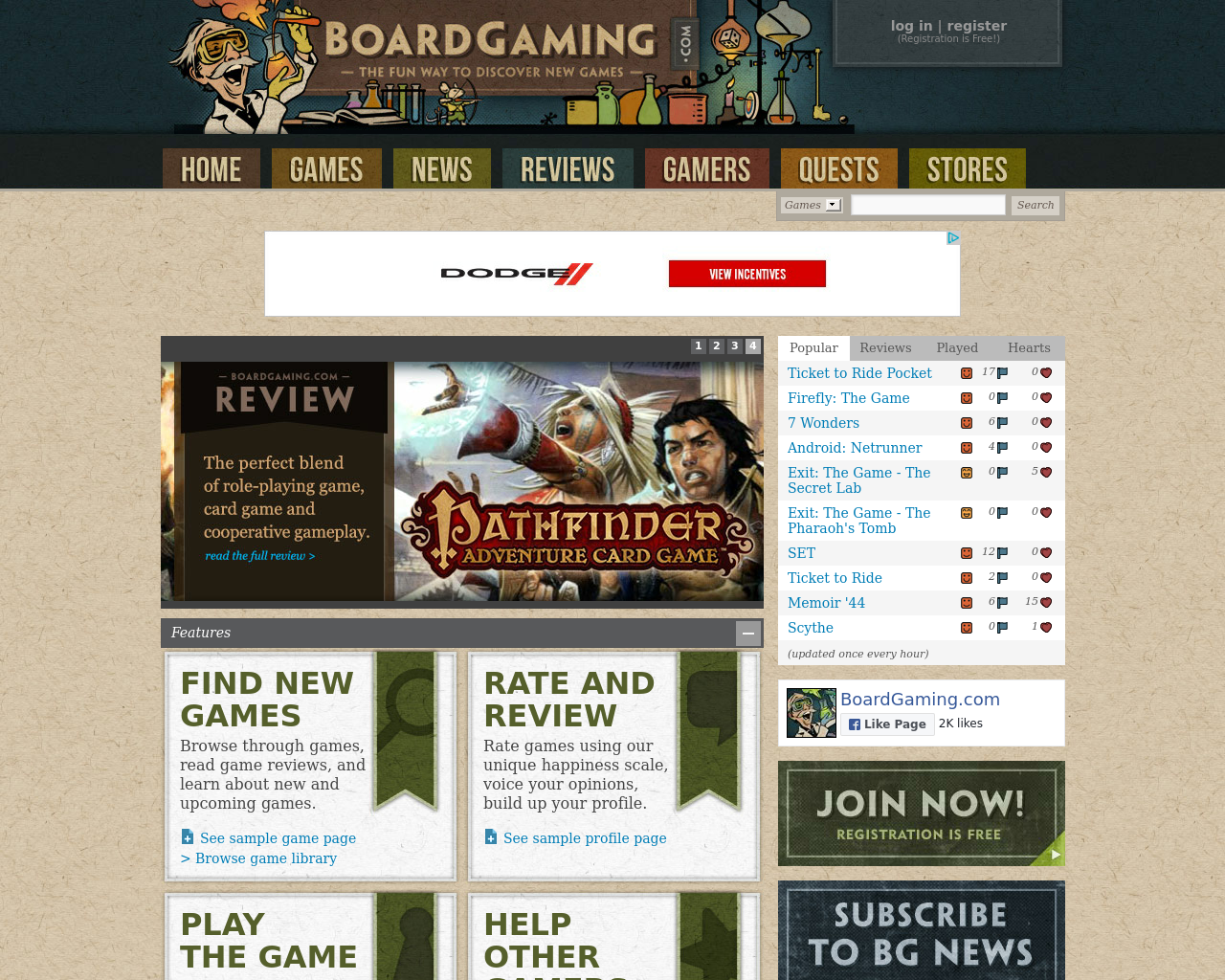 BoardGaming.com-Advertising-Reviews-Pricing