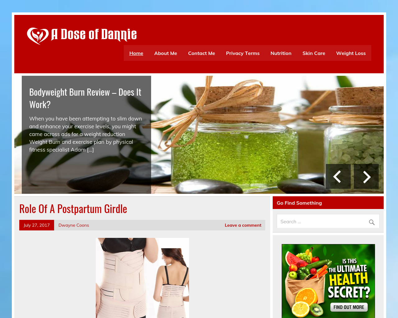 A-Dose-Of-Dannie-Advertising-Reviews-Pricing