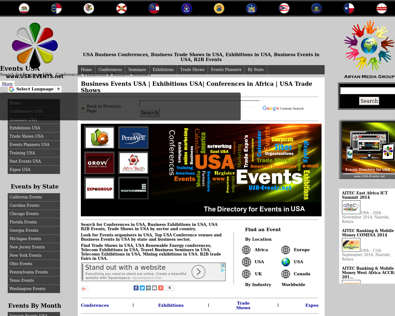 Usa-events.net-Advertising-Reviews-Pricing
