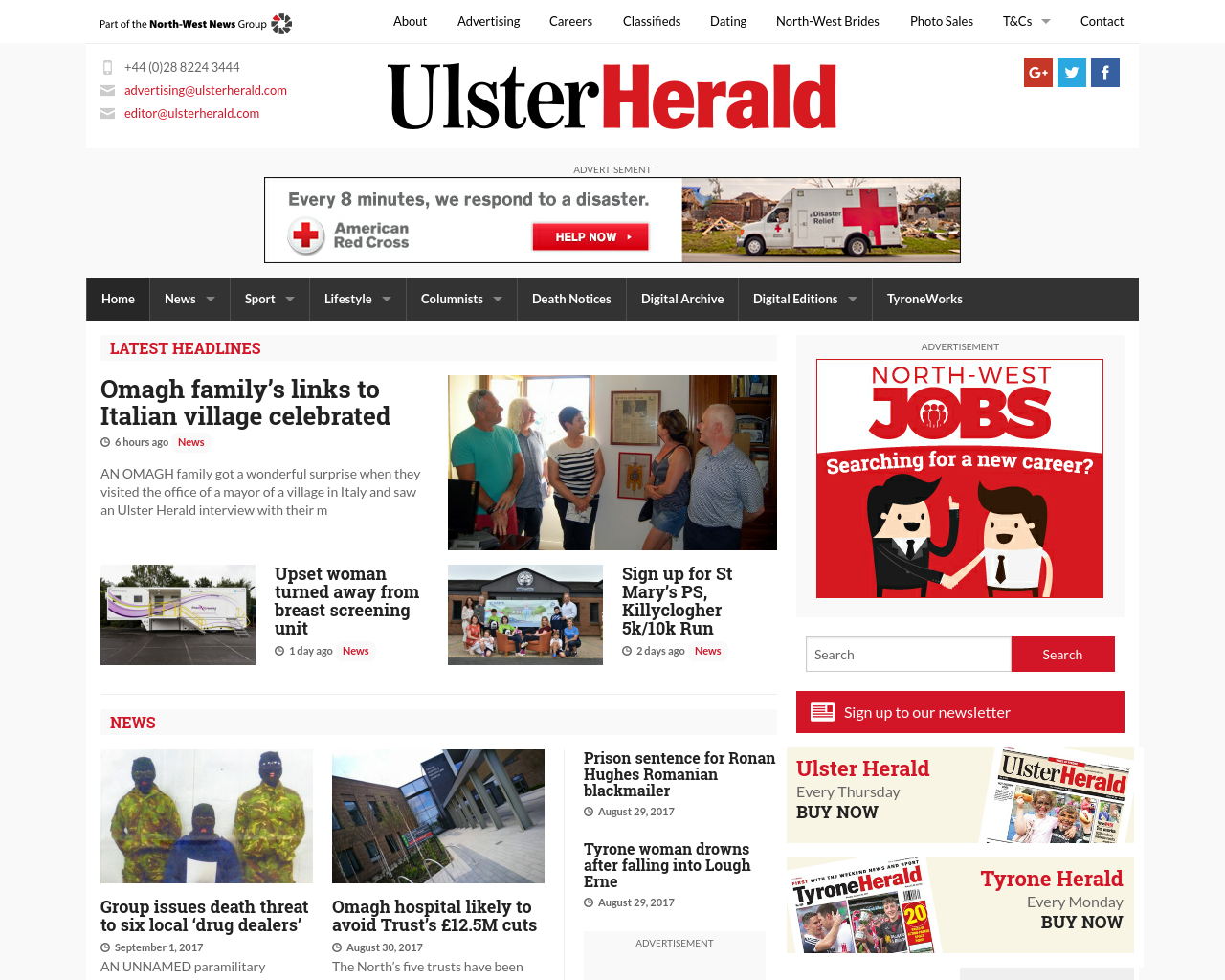 Ulster-Herald-Advertising-Reviews-Pricing