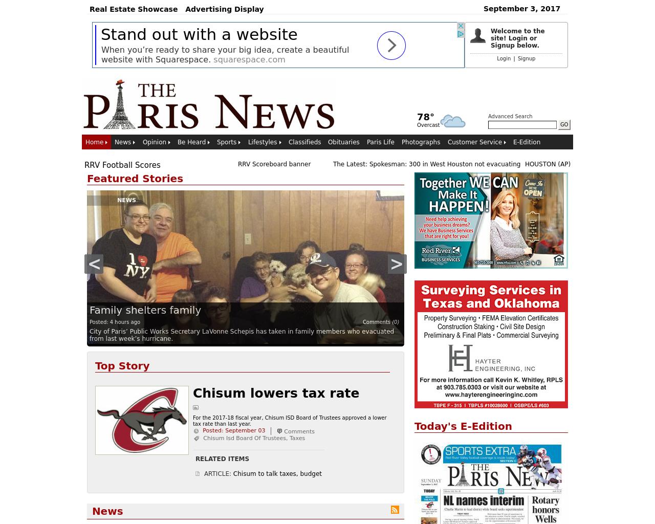 The-Paris-News-Advertising-Reviews-Pricing