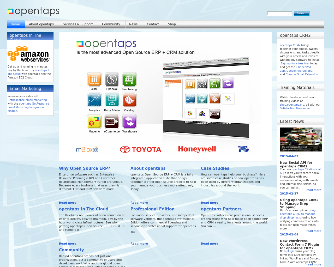 Opentaps-Advertising-Reviews-Pricing
