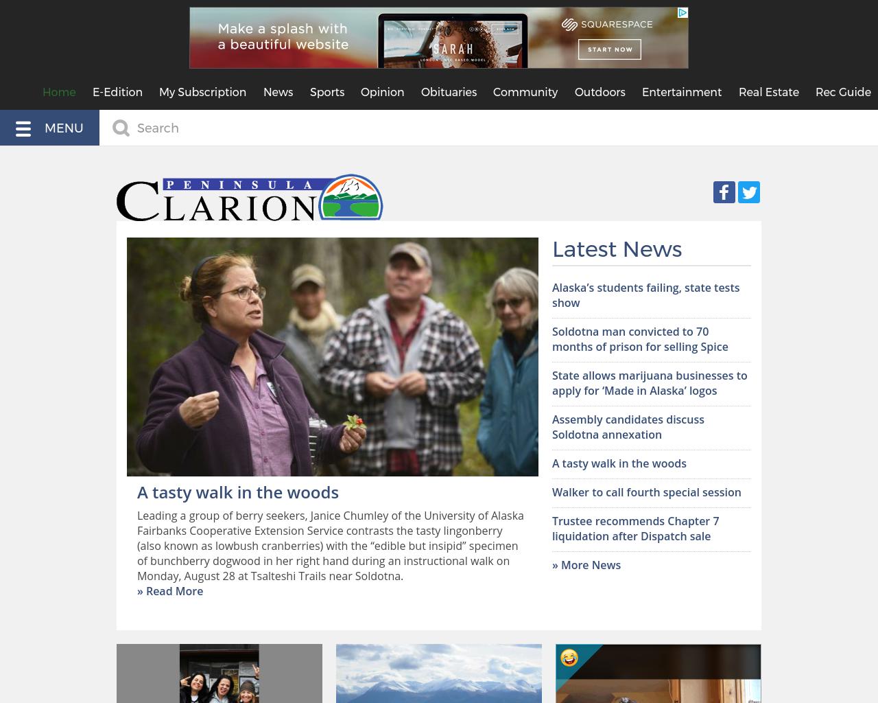 Peninsula-Clarion-Advertising-Reviews-Pricing