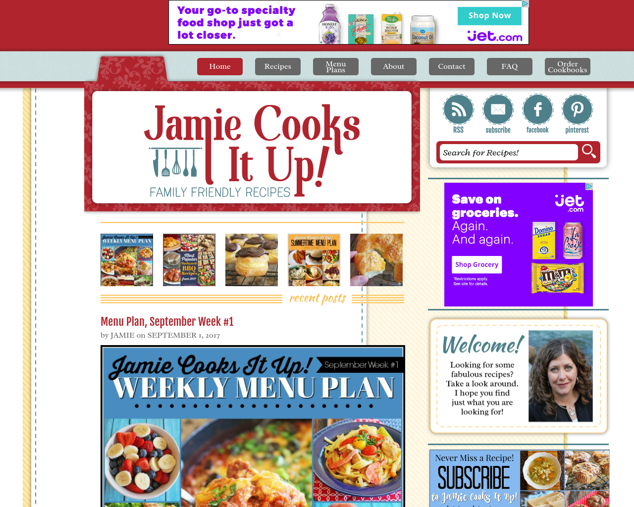 Jamiecooksitup.net-Advertising-Reviews-Pricing