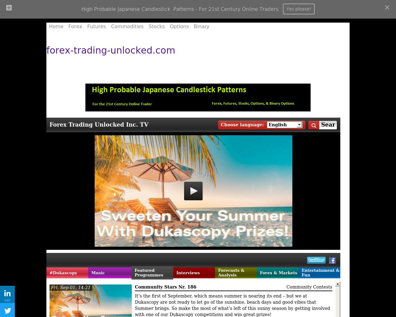 Forex-Trading-Unlocked-Advertising-Reviews-Pricing