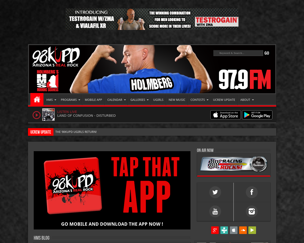 98KUPD-Arizona's-Real-Rock-Advertising-Reviews-Pricing