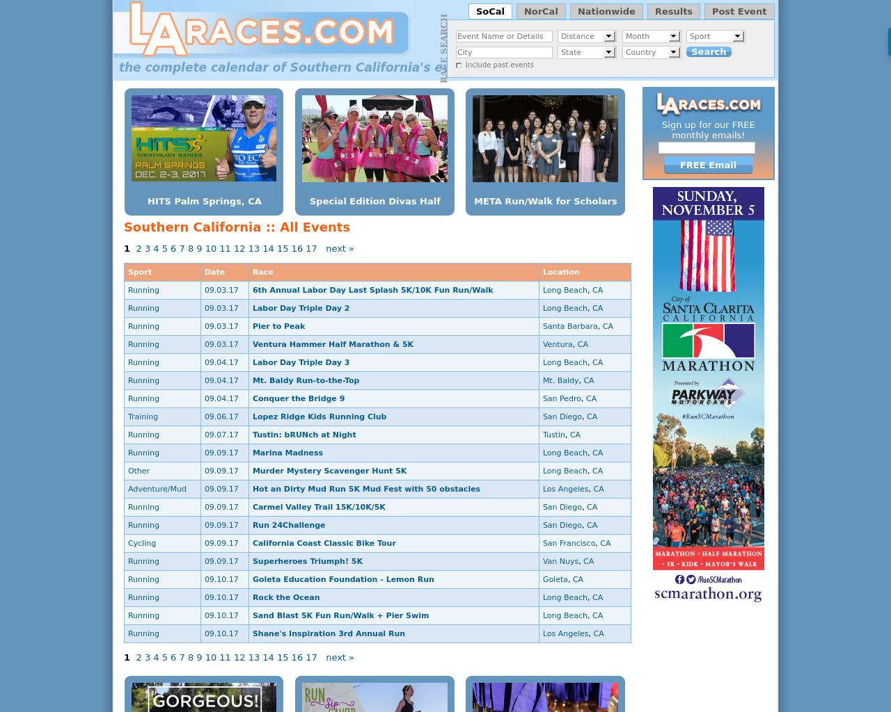 Laraces.com-Advertising-Reviews-Pricing