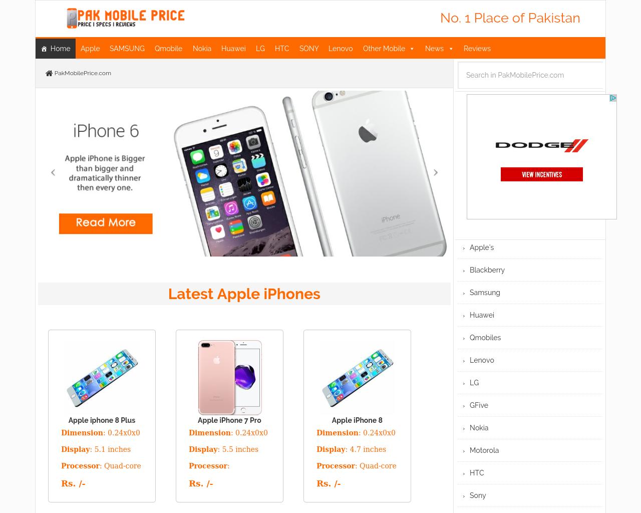 Mobile-Price-In-Pakistan-Advertising-Reviews-Pricing