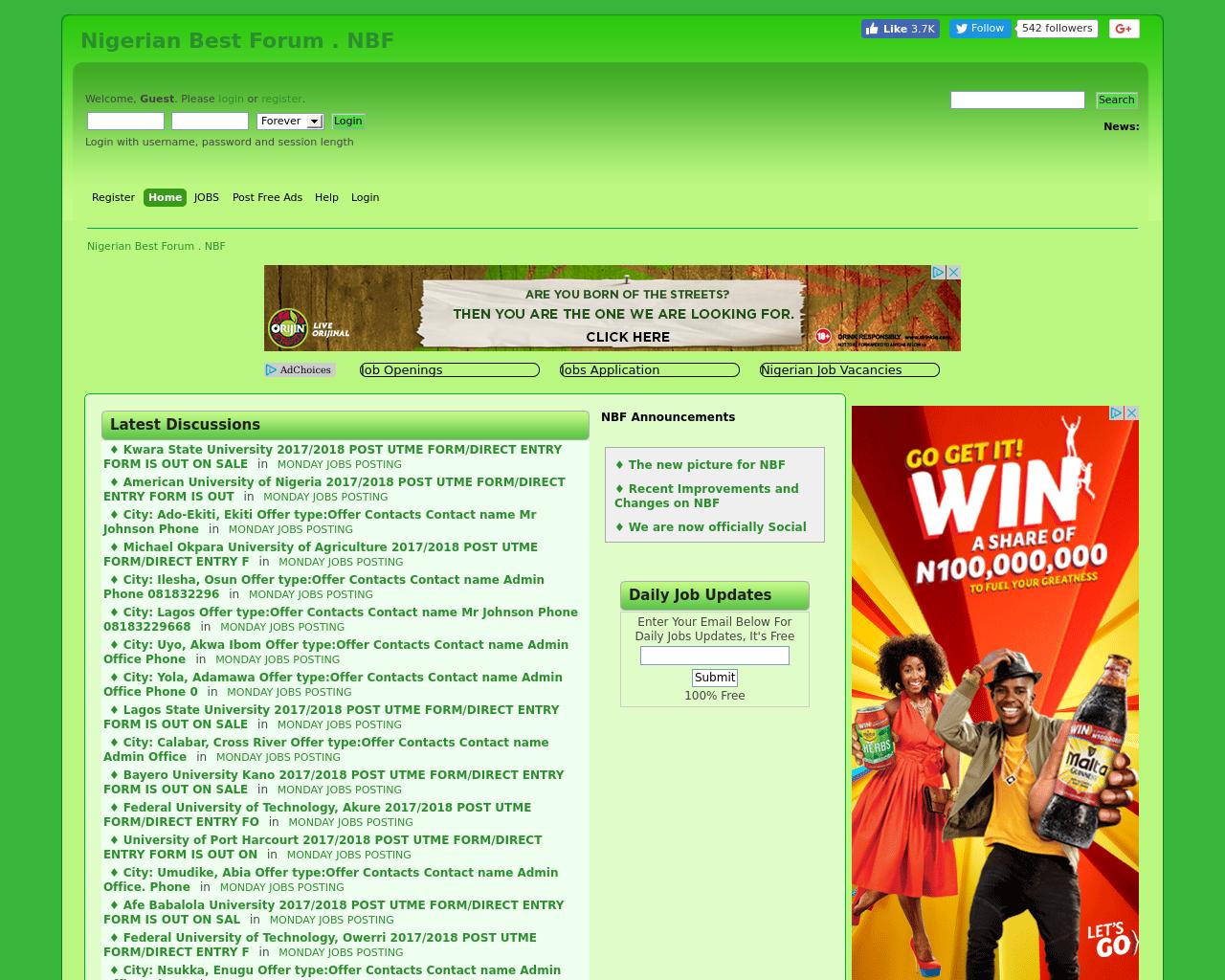 Nigerian-Best-Forum-Advertising-Reviews-Pricing