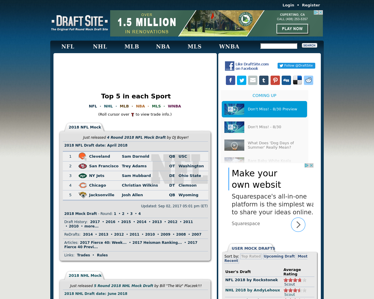 DraftSite.com-Advertising-Reviews-Pricing