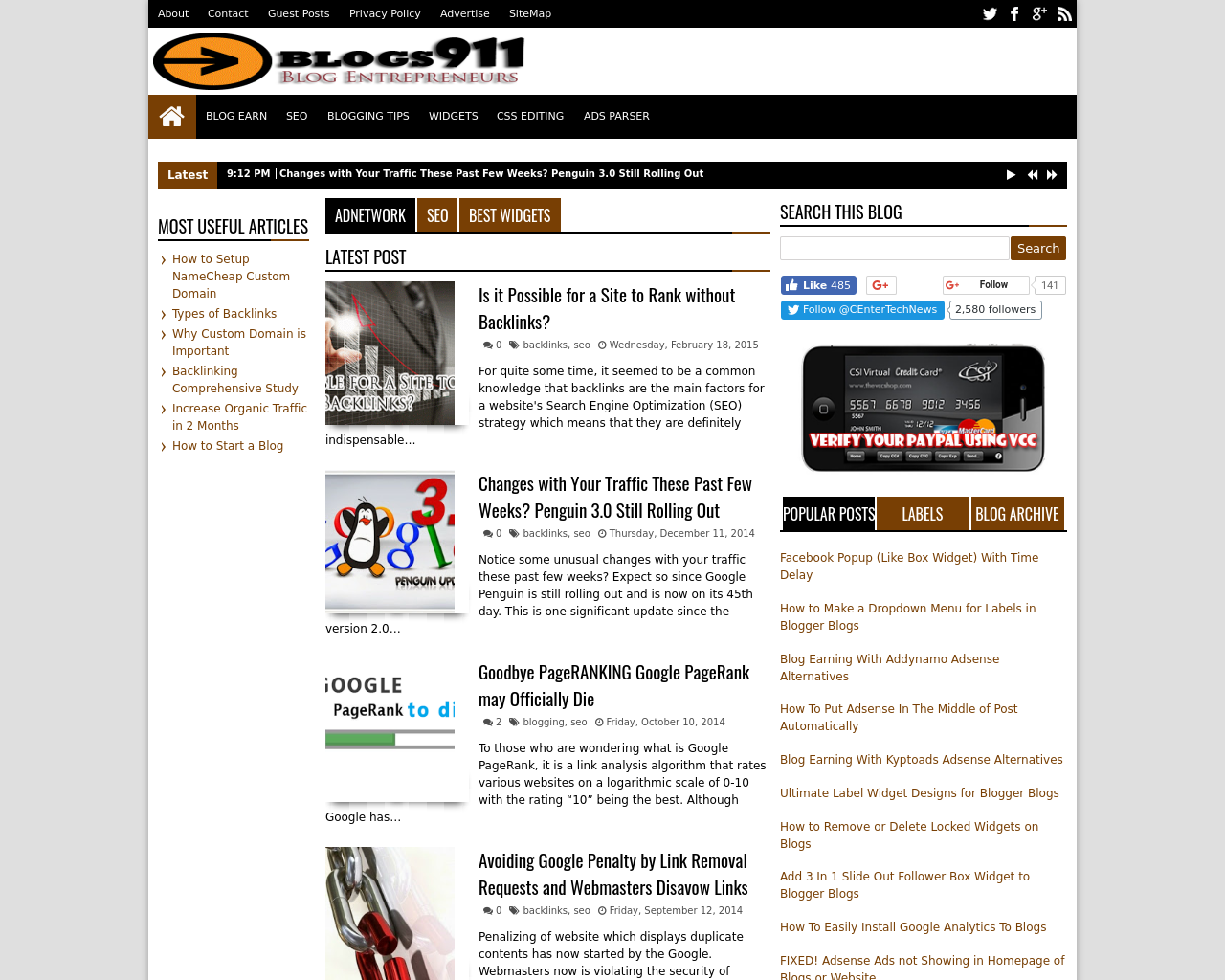 BloGs911-Advertising-Reviews-Pricing