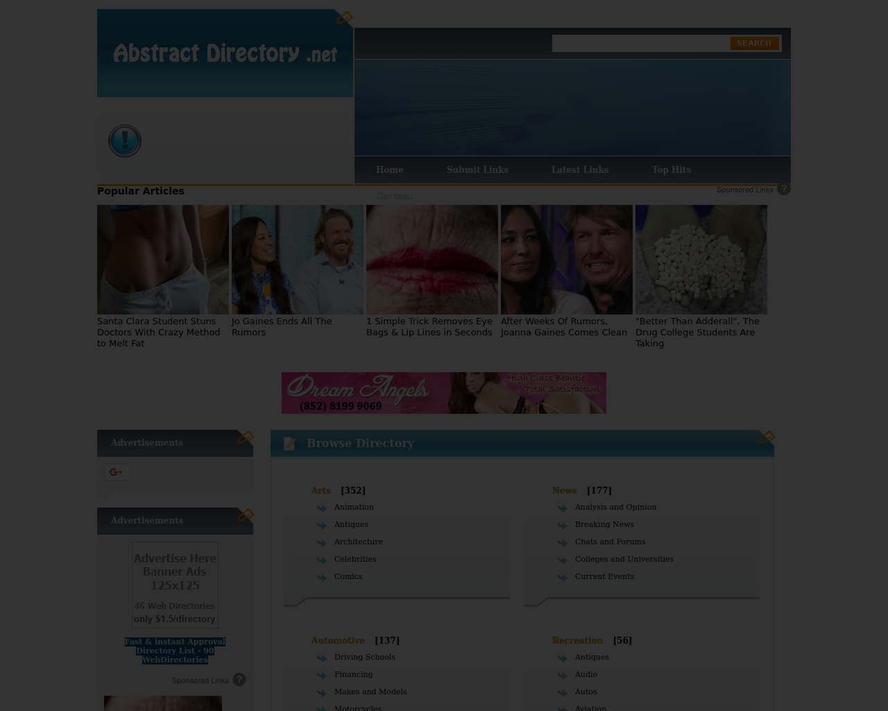 Abstractdirectory-Advertising-Reviews-Pricing